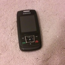 My life goes on....with this phone.....at least I have one, right?