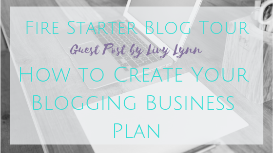 Blog Tour: Fire Starter || Guest Post From Livy Lynn: How to Create