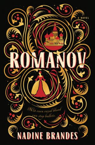 Romanov Cover