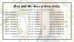 Anne of Green Gables Graphic