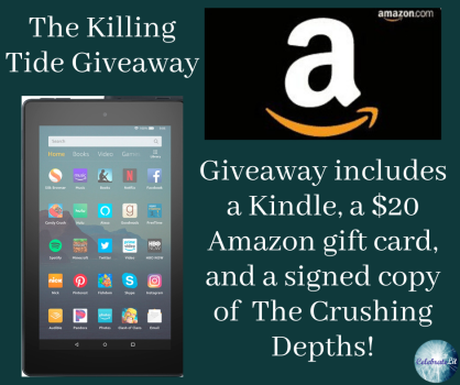 The Killing Tide Giveaway